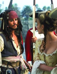 The way Dorath looks at Ari Pirate Art, Pirate Life, Disney Rides, Disney Fun, Elizabeth Swann, The Way He Looks, About Time Movie, Keira Knightley, Pirates Of The Caribbean