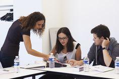 French course at Paris Langues - Cours de Français à Paris Langues