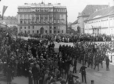 Régi fotókon a Budai vár-1938.