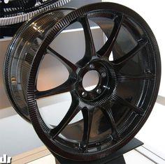 Weds Sport Full Carbon Fiber Wheel