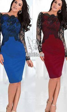 Bayan elbise dantelli kol ve açık omuz vintage  tasarimi ile muhtesem bir elbise modeli ,bayan elbise,elbise,kısa elb