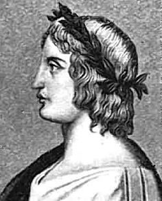 """ET IN ARCADIA EGO - """"A lasting monument to Daphnis raise With this inscription to record his praise; 'Daphnis, the fields' delight, the shepherds' love, Renown'd on earth and deifi'd above; Whose flocks excelled the fairest on the plains, But less than he himself surpassed the swains."""" Virgil's Eclogues V 42 ff."""