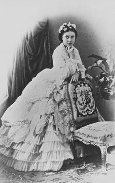 Victoria, Crown Princess of Prussia, 1863 [in Portraits of Royal Children Vol.7 1863-1864] | Royal Collection Trust