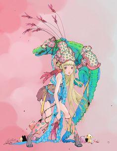 Stunning Art by Camilla d'Errico  | illustration inspiration | digital media arts college | www.dmac.edu | 561.391.1148