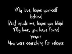 Sia - My Love..... In love with it!!!