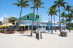 Aruba Beach Cafe-Ft. Lauderdale by the Sea, one of my favorites when in Florida