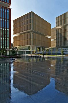 Jalisco Federal Judicial City in Zapopan, JAL, Mexico / by TACHER Arquitectos (photo by Gerardo Cárdenas)