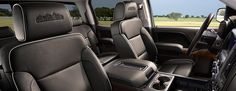 2017 Silverado 1500 Pickup Truck High Country Leather
