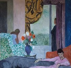 Vanessa Bell, The Other Room,late 1930s