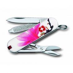 Victorinox® Classic SD Magnolia Swiss Army Knife £17.99