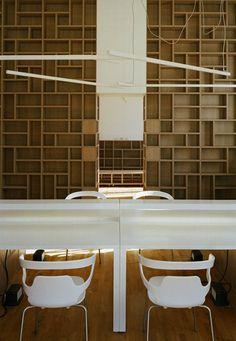 Biblioteca Civica Elsa Morante, Lonate Ceppino, 2008 - DAP studio