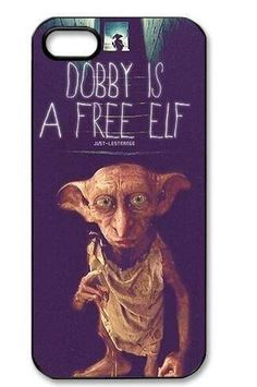 """Best price on Harry Potter Character """"Dobby is Free ELf"""" Customized Hard Plastic Phone Case Cover for iphone 4 4s 5 5s 5c 6 6 plus //    Price: $ 9.99  & Free Shipping Worldwide //    See details here: http://worldofharry.com/product/1pc-harry-potter-dobby-is-free-life-customized-hard-plastic-phone-case-cover-for-iphone-4-4s-5-5s-5c-6-6-plus/ //    #HarryPotter #Potter #HarryPotterForever #PotterHead #jkrowling #hogwarts #hagrid #gryffindor #Hermione #ronweasley #felton #l4l #f4f #s4s…"""