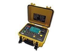 Máy đo điện trở đất CA 6470 - PATEK nhà cung cấp máy đo điện trở đất