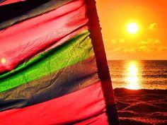 That's A Wrap ~ #SunriseThisMorning  #FortLauderdaleBeach #LoveFl Courtesy of @Fort Lauderdale Seaside Photography