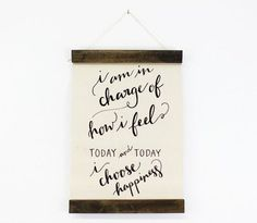 Happiness Wall Hanging