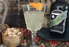 Corpse Reviver - They say if you can brew a cup of tea, you can make absinthe. This Bootleg Botanicals Absinthe Infusion Kit's step by step process was just as simple as that—and the outcome was a whole lot more potent. #DiscoverWorldMarket