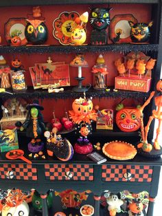 halloween cabinet another view