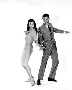 always-fair-weather:    Ann-Margret and Dick Van Dyke for Bye Bye Birdie (1963)