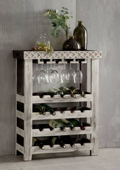diy shelf with concrete blocks home decor pinterest concrete and shelves. Black Bedroom Furniture Sets. Home Design Ideas