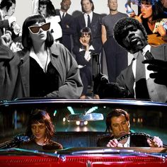 Take us back to Pulp Fiction! #tbt by AMAZE