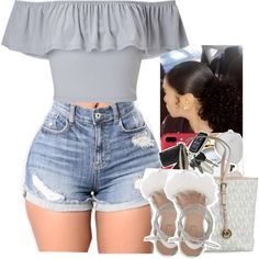 Winter Outfits for teens Lila Outfits, Baddie Outfits Casual, Swag Outfits For Girls, Teenage Girl Outfits, Cute Swag Outfits, Teen Fashion Outfits, Stylish Outfits, Summer Outfits, Winter Outfits