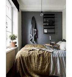Pronken met romantisch linnen in de slaapkamer