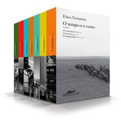 O Tempo e o Vento - Erico Verissimo (Brazilian literature)