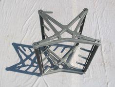 Carbon fibre custom stand design by murray kuun
