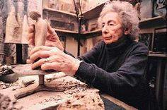 Füreya Koral - Google Search Turkish Art, Ceramic Artists, Artist At Work, Ceramics, Sculpture, Inspiring Women, Studios, Female, Google Search