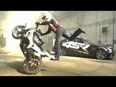 4SR - For Street Racing - Drift Jacket Video