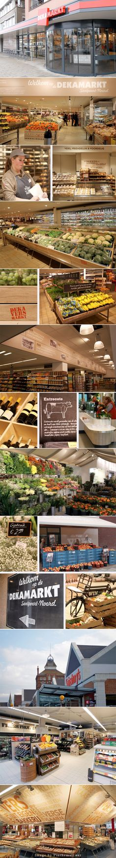 DekaMarkt, one of Holland's oldest grocery chains, has opened a concept store in Santpoort Noord. DekaMarkt plan to roll-out the concept to selected stores in the near future. - created on 2014-09-13 08:38:42