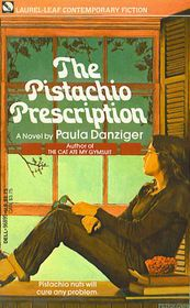 """The Pistachio Prescription"" by Paula Danziger - I used to read and re-read this book when I was a young girl."