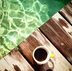 Coups de coeur Instagram / we love, instagram, photo, blue , swimming pool