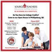 Phillipsburg, NJ! Join us for Source4Teachers' Open House on 9/18 at Phillipsburg School District. RSVP now!