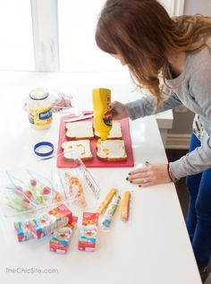 How organizing my kids lunches helps me #Seize TheWeek!