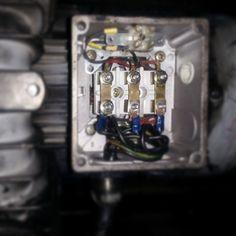 Asenkron Motorun Üçgen Bağlanması #asenkron #motor #üçgenbağlantı #deltaconnection www.elektrikce.com