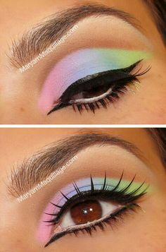Pretty soft rainbow