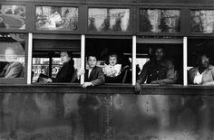 Robert Frank. 'Trolley - New Orleans' 1955