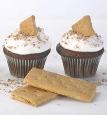 Smore Mini Cupcakes recipes