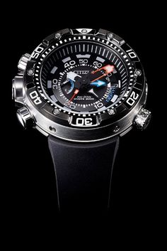 CITIZEN unveils latest Eco-Drive Aqualand range of Diver's Watches - Core Sector Communique