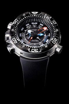 CITIZEN unveils latest Eco-Drive Aqualand range of Diver's Watches - Core Sector Communique