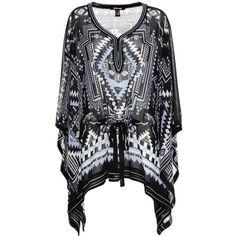 Roberto Cavalli Printed Silk Top ($1,005) ❤ liked on Polyvore featuring tops, multicoloured, sleeveless, silk sleeveless top, multi color tops, silk top, roberto cavalli and sleeveless tops