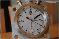 Marcello C. Chronograph