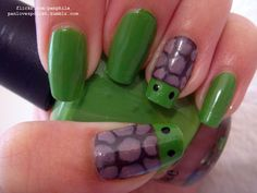 OMG - I must do this.... :) those who know me know.... LOL ....my love of turtles!