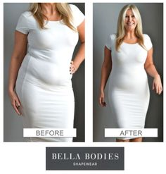 A Bella Bodies before and after! How cool it that?  The most divine shapewear/ control wear ever!   https://www.bellabodiesshapewear.com.au/shop/category/curve_control