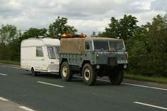 FC 101 with camper