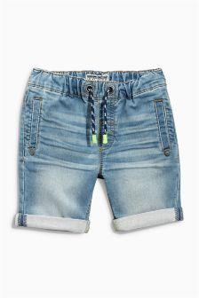 Next Jersey Denim Shorts (3mths-6yrs) £10.50