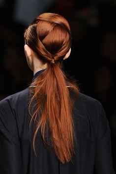 Fendi at Milan Fall 2014 (Details)
