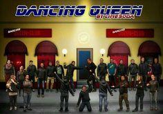 Dancing Queen Dancing, Wrestling, Queen, Club, Sports, Dance, Show Queen, Sport