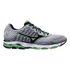 Be inspired to take your runs to the next level in the newly updated Mens Mizuno Wave Inspire 11